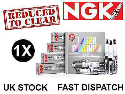 Ngk Laser Platinum Spark Plug Pzfr6F-11 3271 *Free P&P* Reduced To Clear