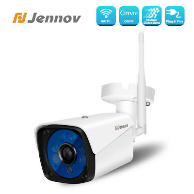 Wireless WiFi IP Security Camera 720P Outdoor Night Vision Home Surveillance