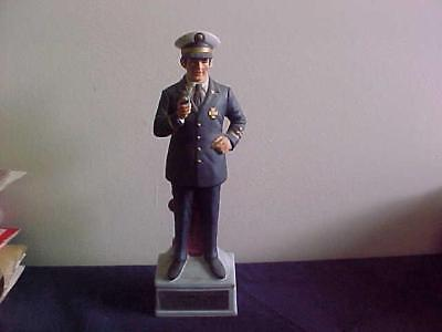 Fire Chief Whisky Decanter I.a.f.c. Centennial Conference  1973