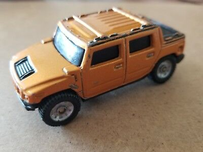 Maisto 2001 Hummer H2 Concept Die Cast Car Good Condition FREE SHIPPING