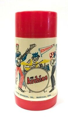 Vintage 1969 The Archies Thermos by Aladdin Thermos Only