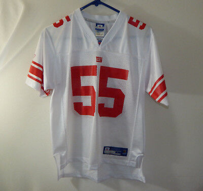 Lavar Arrington New York Giants NFL Football Jersey Reebok Size YOUTH LARGE ef08da81f