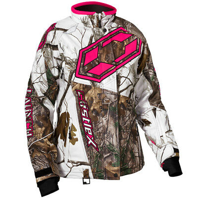 Castle X™ Bolt G4 Realtree Hot Pink Women/'s Winter Snowmobile Jacket 71-152X