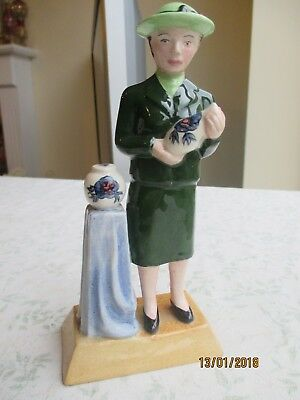 Susie Cooper Figurine by Manor Limited Editions