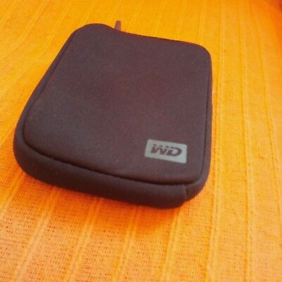 WD Western Digital Genuine 2.5 inch External Portable Hard Drive Carry Case
