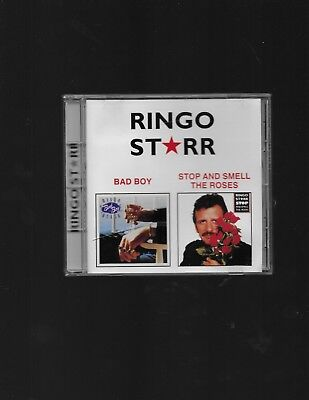 Bad Boy - Stop Smell the Roses Ringo Starr CD Import Russian The Beatles FL
