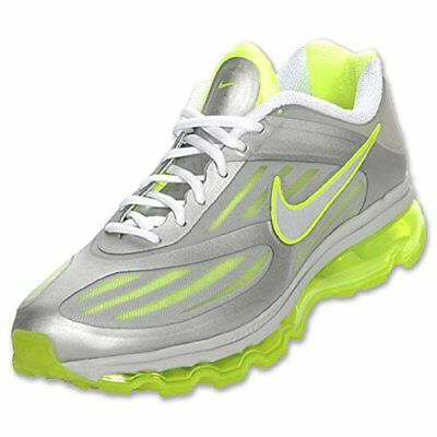 new concept 682ee 84e0f NIKE Air Max Ultra Neu Metallic Silver Volt Gr42 US8,5