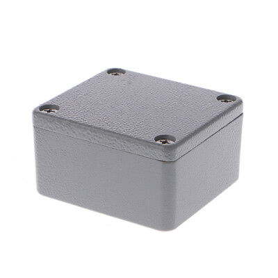 Waterproof IP67 Sealed Die-Cast Aluminum Enclosure Case Junction Box 64x58x35mm