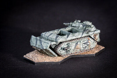 Vaader Super heavy transport for Epic-6mm scale as Gorgon for Death Korpse Krieg