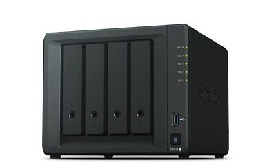 Synology 4 bay DiskStation 1.5GHz 4GB (DS918+)