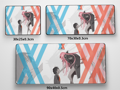 darling in_the franxx online Anime Game Mouse Pad Profession PC Large Mats MP020