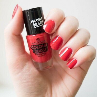 Vernis à ongles Essence - Colour Boost 9ml - 03 instant kiss - nail polish