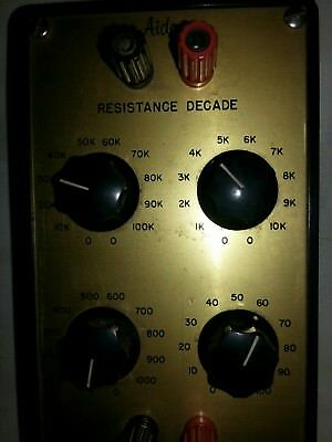 Vintage Decade Resistance Box  by Aideo, Inc.