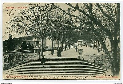CPA - Carte postale -France -Grasse - Le Cours - 1904 ( CP4571 )
