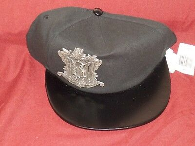 Disney Parks Haunted Mansion Master Gracey Adult Baseball Cap Hat New with Tags
