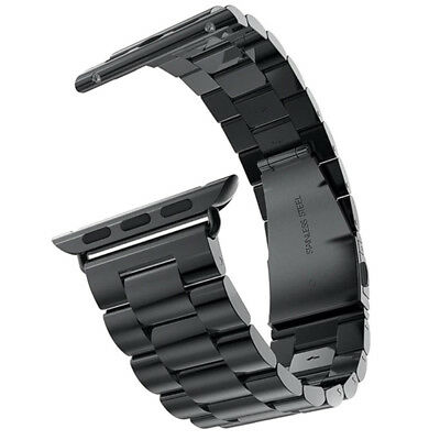 magnetic loop stainless steel watch band strap for apple watch watch Color: S4W5