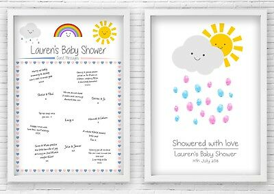 Baby Shower Gender Reveal Game Old Wives Tales Trivia 15 Sheets