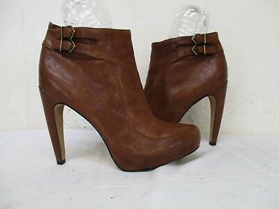 a7577b78a1e9 SAM EDELMAN ANKLE Boots Packer Zip Booties Black Leather Boot 9.5 ...