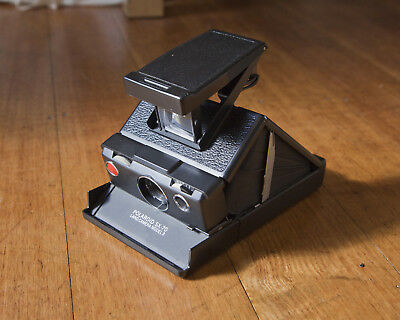 Polaroid SX-70 model 3 Instant Camera - Tested & Works