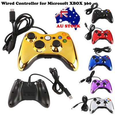 For Microsoft Xbox 360 USB Wired Controller Console Gamepad Joypad Joystick