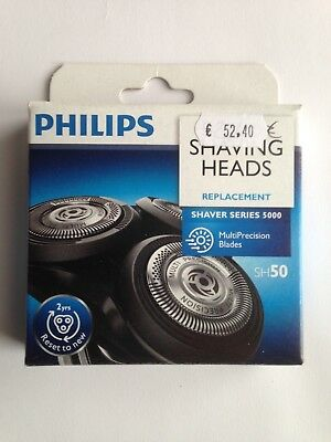 NEUF - PHILIPS SH50 Series 5000 GRILLE+COUTEAUX  PACK