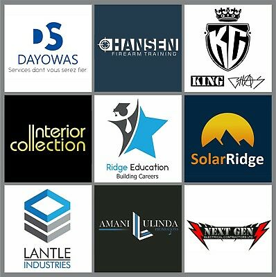 Business logo design 24/7