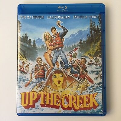 UP THE CREEK Blu-ray KINO LORBER Comedy Tim Matheson 1984