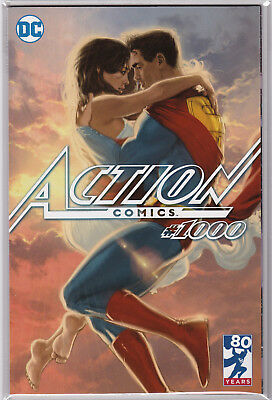Action Comics #1000 Kaare Andrews Third Eye Comics Variant Limited to 2500