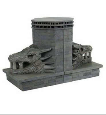 Game Of Thrones Dragonstone Gate Bookends Statue (Pre-Order)!