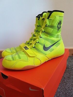official photos 08662 4a353 Nike Hyper KO Boxing Boots Flywire - Manny Pacquiao Edition (Very Rare) UK  13
