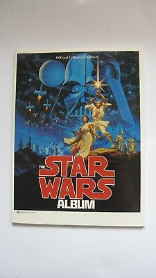 The Star Wars Album - Official Collector's Edition - 1977 - 1st Printing