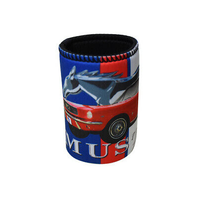 Ford Merchandise 64 Mustang Can Cooler  Ford Merchandise