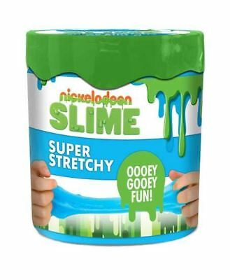 Nickelodeon - Stretchy Slime Tub Choose from Pink, Green, Blue