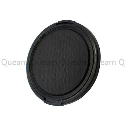 55mm Center Pinch Snap-on Camera Lens Front Cap Cover for all Lens Filter Nikon