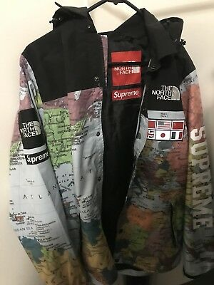 Authentic supreme x the north face expedition map jackst size s authentic supreme x the north face expedition map jackst size s 5000 gumiabroncs Gallery