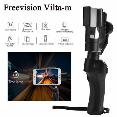 Freevision VILTA-M 3Axis Handheld Stabilizer Gimbal for Phones & Actions Cameras