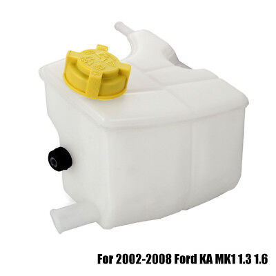 Radiator Expansion Coolant Heater Tank Reservoir Cap For Ford Ka Mk