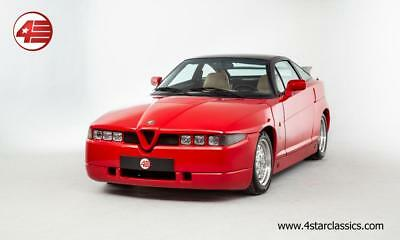 FOR SALE: Alfa Romeo SZ Sprint Zagato 3.0 V6 1992 /// 56k Miles