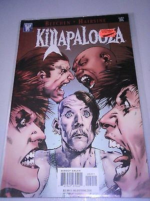 Killapalooza Issue 2 of 6 2009