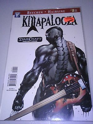 Killapalooza Issue 1 of 6 2009