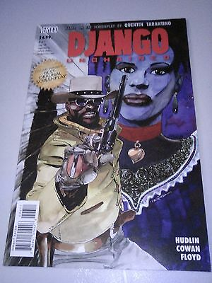 Django Unchained Issue 6 of 7