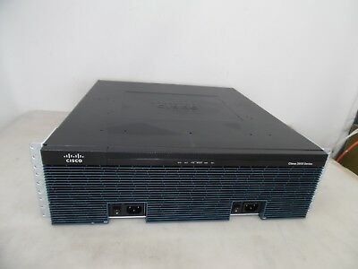 CISCO 3945 Intergrated Services Router W/C3900-SPE150/K9