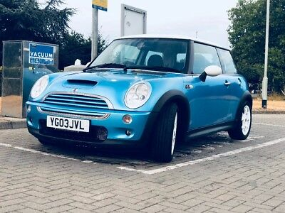 Mini Cooper S R53 Jcw R56 Supercharged Modified 175000
