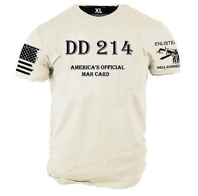 83a56259b130 DD 214, ENLISTED Ranks t-shirt, by the #1 seller of Grunt Style on ...