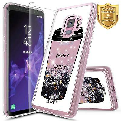 For Samsung Galaxy Note 9/S9 Plus/S9 Case | NageBee® Glitter Liquid Clear Cover
