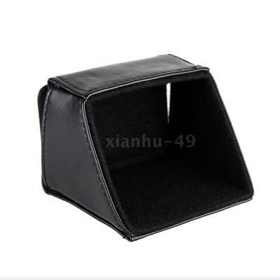 """3"""" LCD Screen Sun Shield Hood for Canon EOS Nikon DSLR Camera Camcorders DT P6G8"""