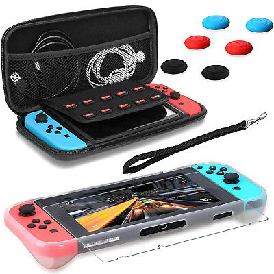 Nintendo Switch Carry Bag Case EVA Hard Shell Game Console Protective Shell