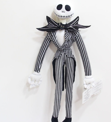 "The Nightmare Before Christmas Jack Skellington 50cm/20"" Plush Doll Xmas Gift"