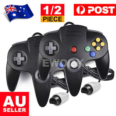 New Classic Controller Games Gamepad Joystick For Nintendo 64 N64 System Console