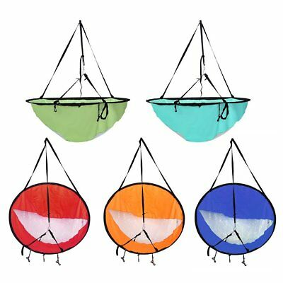 42 Inch Downwind Wind Sail Kit Kayak Wind Boat PVC Paddle with Clear Window TOP